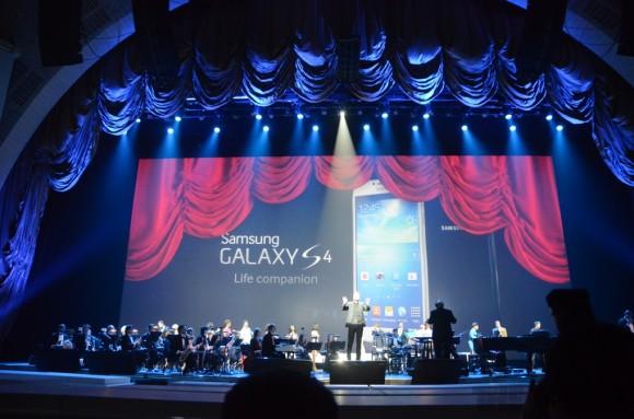 三星GalaxyS4发布会图文实录